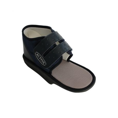 INTERMED AMBIDEXTROUS POST-OPERATIVE SHOE IN BLUE - UNISEX - DIFFERENT SIZES