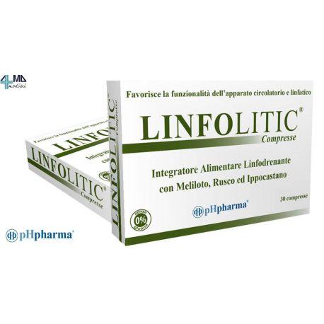 PHPHARMA LINFOLITIC COMPLEMENTO  ALIMENTICIO - COMPRIMIDOS (CAJA 30 UDS)