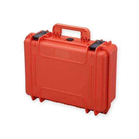 GIMA CASE 430 - ORANGE - EMPTY