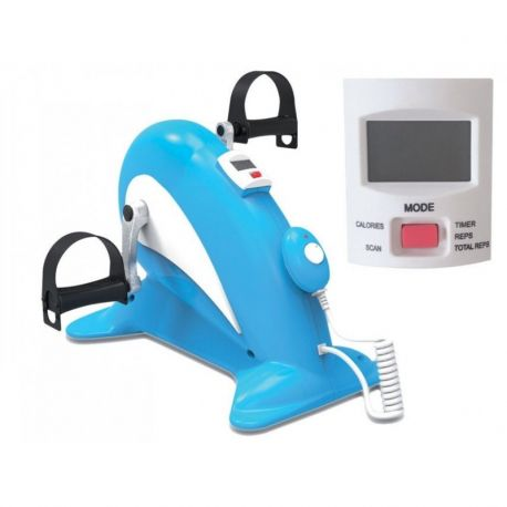 GIMA ELECTRIC PEDAL EXERCISER WITH DISPLAY