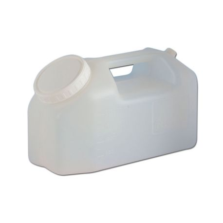 GIMA 24 HOURS URINE TANK 2500 ML (30 PCS)