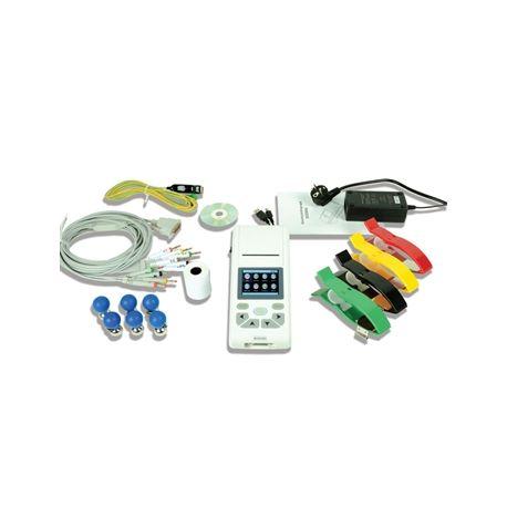 GIMA ECG CARDIOPOCKET INTERPRETATIVO - CON SOFTWARE PC - 3 CANALES