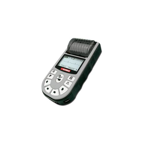 GIMA ECG CARDIOPOCKET CMS80 - ELECTROCARDIÓGRAFO DE 1 CANAL - 12 DERIVACIONES - CON SOFTWARE