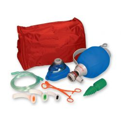 AMBU MARK IV IN BAG RESUS. + ACCESSORIES