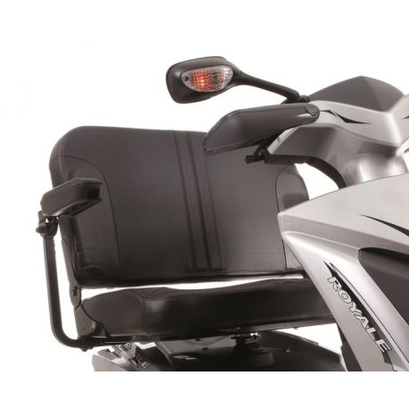 MORETTI ASIENTO DOBLE PARA SCOOTER ELÉCTRICO ROYALE