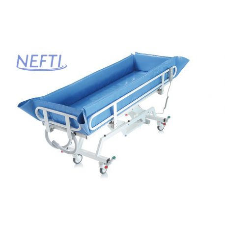 MORETTI SHOWER STRETCHER - ELECTRIC (NEFTI)