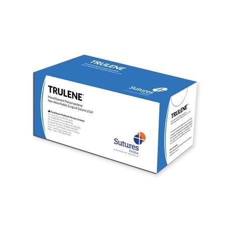 TRULENE SUTURA NON ABSORBIBLE TRULENE  - CALIBRES DIVERSOS (12 UDS)