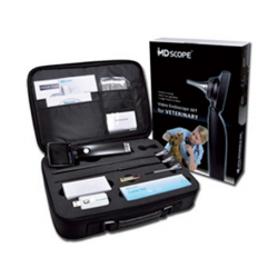 GIMA MD SCOPE VET VIDEO OTOSCOPE - 3 PROBES