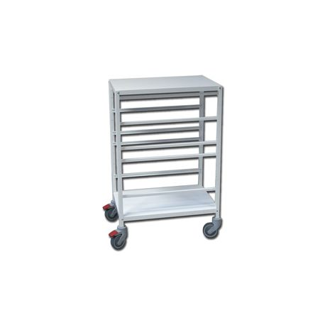 GIMA ISO SERVICE TROLLEY - EMPTY