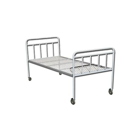 GIMA STANDARD BED - WITH WHEELS 50 MM