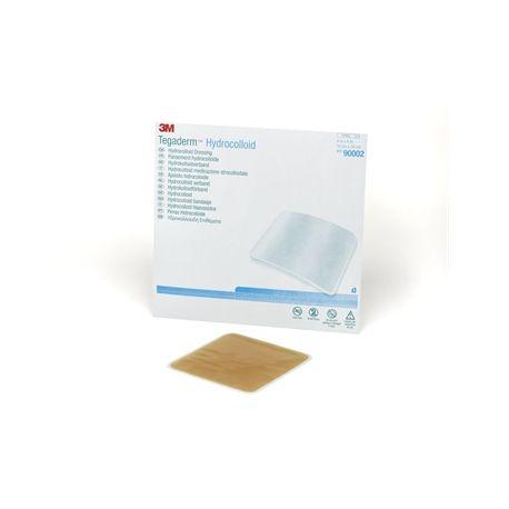 3M TEGADERM HYDROCOLLOID 10X10 CM - SQUARE-(BOX OF 5 PCS.)