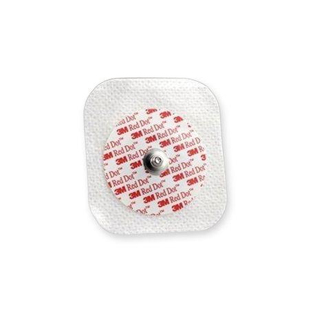3M ELECTRODOS DESECHABLES EN TNT 3M™ RED DOT™ 2271-50 - 5,6X5,1 CM (50 UDS)