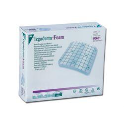 3M™ TEGADERM 3M FOAM 10x10 CM - NON ADHESIVE BOX OF 10 PCS.