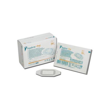3M TEGADERM + PAD - 5X7 CM - STERILE-(BOX OF 50 PCS.)