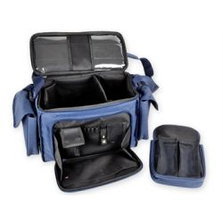 "GIMA  ""UTILITY"" DOCTOR BAG - NYLON BLUE"