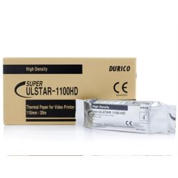 PAPER FOR SONY UPP-110HD COMPATIBLE VIDEOPRINTER - HIGH DENSITY B / W PAPER FOR ULTRASOUND (PACK 10 PCS)