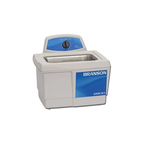 BRANSON 2800 MH ULTRASONIC CLEANER 2.8L