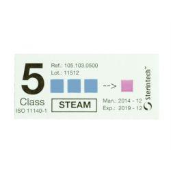 GIMA TEST DE ESTERILIZACIÓN CLASE 5 (500 UDS)