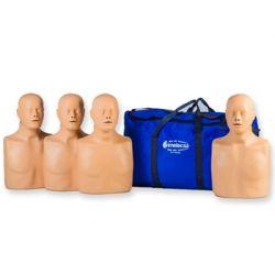 VIMETECSA 4 PRACTI-MAN ADVANCE CPR MANIKINS