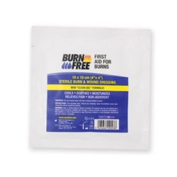 GIMA BURN DRESSING - 10X10CM (10 PCS)