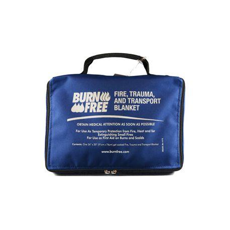GIMA BURNFREE FIRE/TRAUME BLANKET 91X76CM