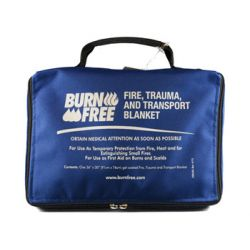 GIMA BURNFREE FIRE/TRAUME BLANKET 183X152CM