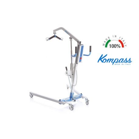 MORETTI ELECTRIC PATIENT LIFT WITH LINAK ACTUATOR KOMPASS SERIES – 150KG