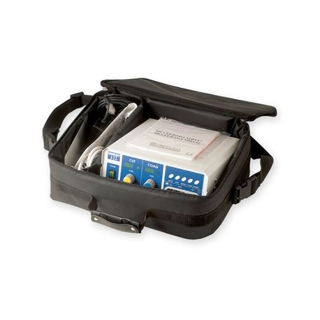 GIMA TRANSPORT BAG - NYLON BLACK FOR ECG, DIATERMO BLACK