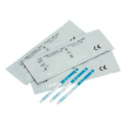 GIMA COCAINE TEST - STRIP FOR URINE - PROFESSIONAL (BOX OF 50 PCS)
