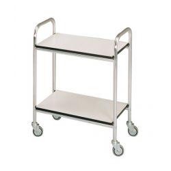 MORETTI TROLLEY WITHOUT RAILS CM90X60X80H