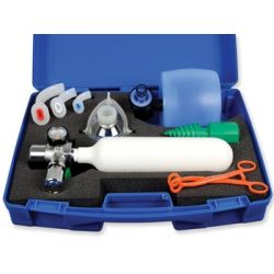 GIMA SPEED-2 FIRST AID CASE WITH CYLINDER NF