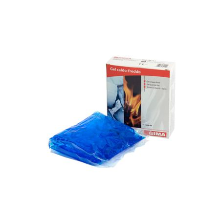 GIMA THERMO GEL HOT & COLD 14x28 CM  (BOX OF 30 PCS.)