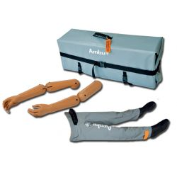 AMBU KIT COMPLETO PARA MANIQUI AMBU AIRWAY MAN