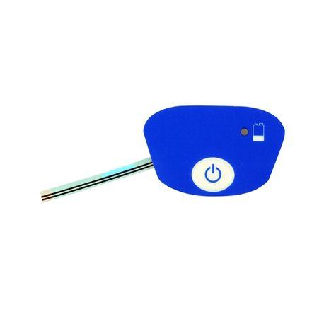 GIMA SWITCH MEMBRANE - BLUE FOR ECÓGRAFO DOPPLER FETAL/VASCULAR