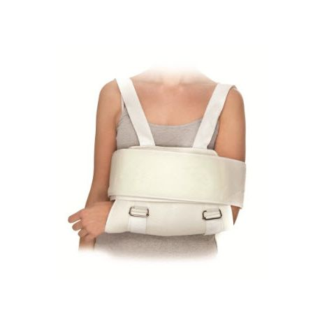 MORETTI SHOULDER IMMOBILIZER WITH HARNESS - ONE SIZE