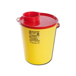 GIMA PBS LINE SHARP CONTAINER 0,6 L (100 PCS)