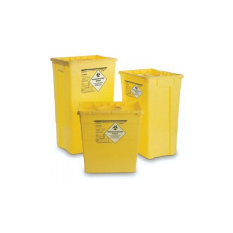 GIMA WASTE CONTAINER 50 L - DOUBLE LID