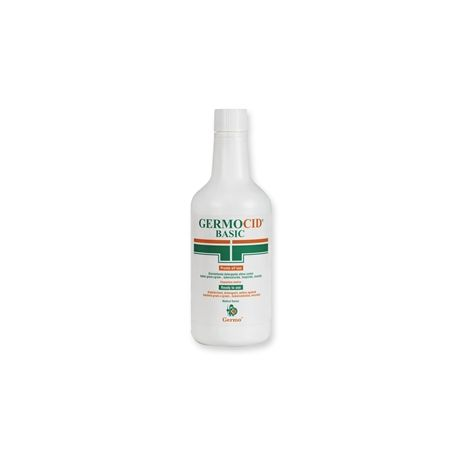 GERMO GERMOCID BASIC 750ML - WITHOUT VAPORIZER