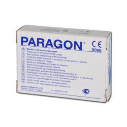 PARAGON HOJAS DE ACERO INOXIDABLE PARA BISTURÍ ESTÉRILES DESECHABLES Nº 10/11/12/15/20/21/22/23/24 (100 UDS)