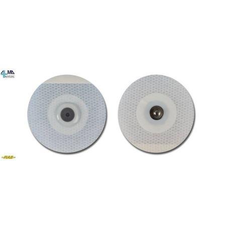 FIAB ELECTRODOS DESECHABLES TST (FOAM) Ø43-45 MM - GEL SÓLIDO (CAJA 1.250 UDS)