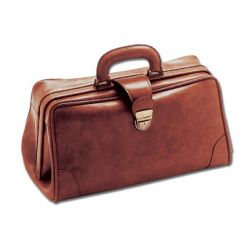 "GIMA NURSE SKAY"" MEDICAL BAG - COGNAC"