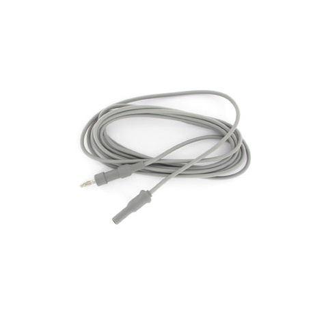 GIMA MONOPOLAR CABLE - 4 MM M-F FOR LAPAROSCOPIC ELECTRODES