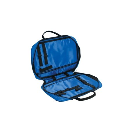 GIMA MEDICATION BAG - NYLON BLUE - EMPTY