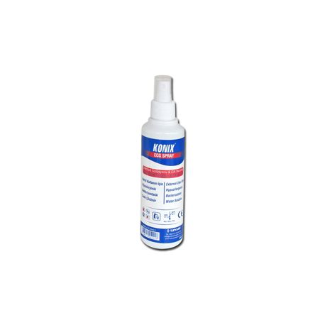 KONIX EECG SPRAY GEL 250ML - 20 PCS