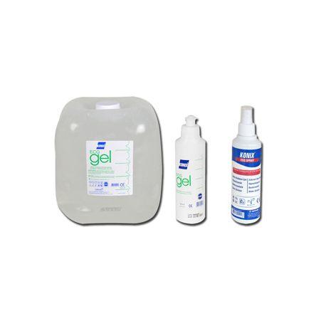 KONIX GEL PARA ECG - ENVASE DE 5LT (4 UDS)