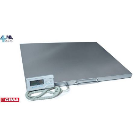 GIMA DIGITAL VET SCALE - STAINLESS STEEL PLATFORM