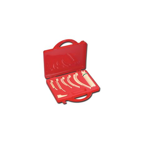 GIMA EMERGENCY CASE 6 BLADES + PLASTIC HANDLE