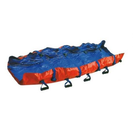 MORETTI INFLATABLE MATTRESS FOR ADULTS + TRANSPORT BAG + INFLATION PUMP