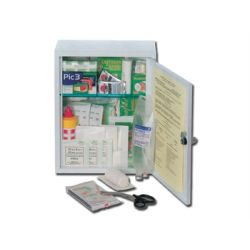 GIMA MEDIUM KIT - METAL CABINET - FULL