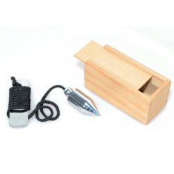 GIMA PLUMBING WEIGHT - WITH WOODEN CASE